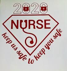 Nurse Car Decal Car Decal Nurse 2020 Ebay