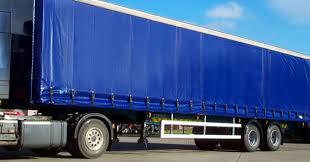 curtainside trailer or curtain van