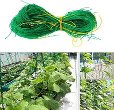 Wood L Garden Netting Plant Trellis Netting Net Garden Netting Holes Climbing Netting Grow Fence For Pea Cucumber Bean And Vine Plants Supports Strong Growth Amazon Co Uk Kitchen Home