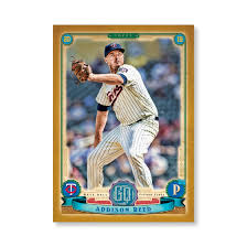 Addison Reed Gypsy Queen Base Poster Gold Ed. # to 1