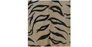 animal print cowhide rug