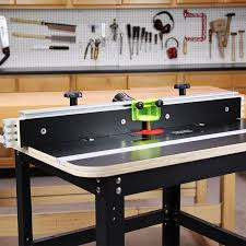 Professional Router Table Fence