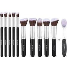 top 10 best makeup brush sets 2016