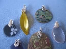 jewelry how to use pinch bails nina