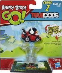 Hasbro Angry Birds Go! Telepods Kart Series 2 - Red Bird – Mac2me.com