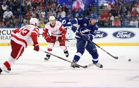 NHL Trade: Lightning Trade Adam Erne To The Red Wings - NHL Rumors