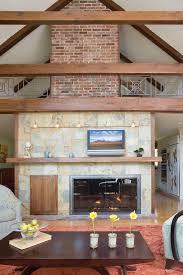 fireplace mantel shelf in living room