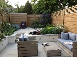 garden designs ideas without grass