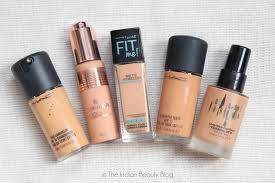 5 best foundations oily skin the