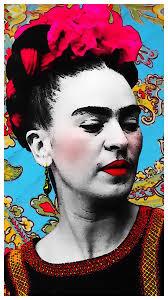 frida kahlo art desktop wallpapers