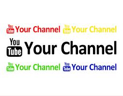 Custom Youtube Channel Name Decal Vinyl Car Window Laptop Etsy