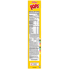 kellogg s corn pops cereal 12 5 oz