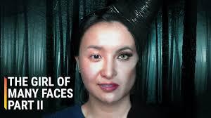 makeup artist transforms into
