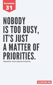 daily inspiration nobody is too busy learning