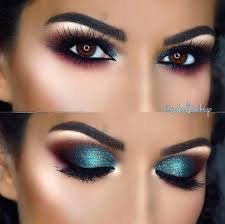 smokey eyes makeup look ideas the