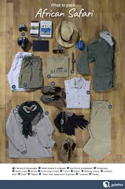 what to pack for a photographic safari