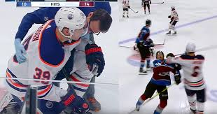 Will Adam Larsson be suspended for that vicious elbow? - Adam ...