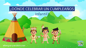 Donde Celebrar Un Cumpleanos Infantil Cumpleanos Albergue Paradiso