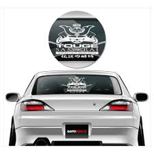 Xl Rear Window Stickers Saitoworks