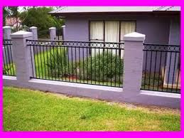 wrought iron fencing designs you