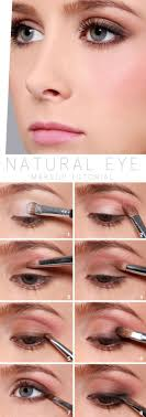 easy step by step makeup tutorials