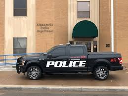 Alamogordo Police Cars Get Vehicle Redesign