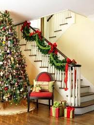 decorate the stairs for christmas 30