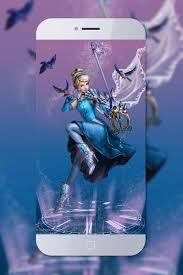 cinderella hd wallpaper for android