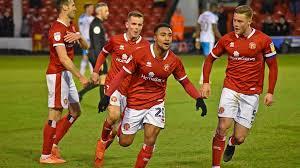 Wesley McDonald - Midfielder - First Team - Walsall FC
