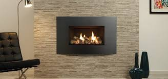 modern gas fires and surrounds