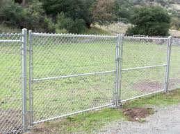 Chainlink Driveway Gates Arbor Fence Inc A Diamond Certified Company