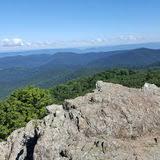 Bearfence Mountain Trail Virginia Alltrails
