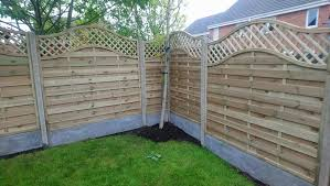 Decorative Fence Panels Concrete Posts Gm Property Services Facebook
