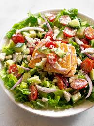 Greek Salmon Salad - The Girl Who Ate ...