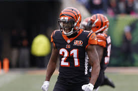 Darqueze Dennard not worried about entering contract year with ...