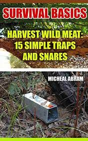 survival basics harvest wild meat 15