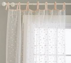 Kids Sheer Curtains Pottery Barn Kids