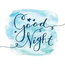 gute Nacht-Schriftzug Clipart   +1.566.198 Cliparts