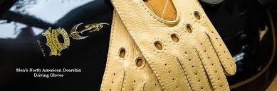fine leather gloves for men women