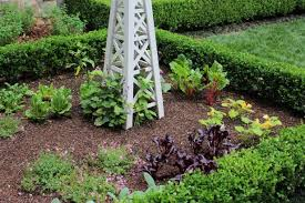 vegetable garden plans with flowers