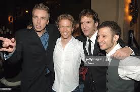 Dax Shepard, Greg Coolidge, director, Dane Cook and Andrew Panay ...