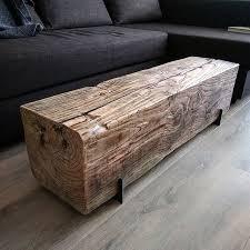 beam coffee table coffee table wood