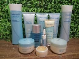 makeup wardah lightening series