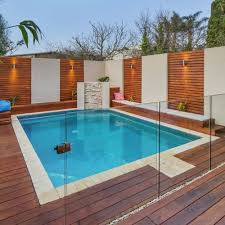 Pool Fencing Is The Specialized Job Glass Laminated New York