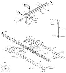 Biesemeyer Fence Bc30 Ereplacementparts Com