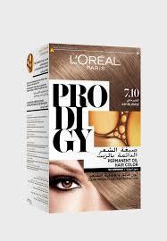 prodigy permanent hair color ash blonde