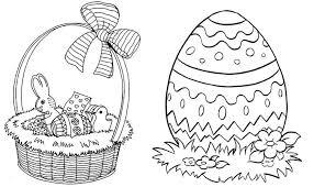 """Безкоштовні розмальовки на тему """"Великдень"""": 15 шаблонів в одному ..."""