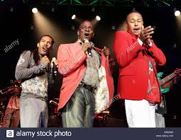 Verdine White, Philip Bailey and Ralph Johnson, of Earth, Wind and ...