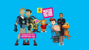 live streaming of pbs kids shows