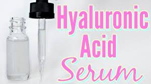 hyaluronic acid serum anti aging serum